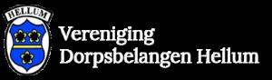 Vereniging Dorpsbelangen Hellum - Websitelogo