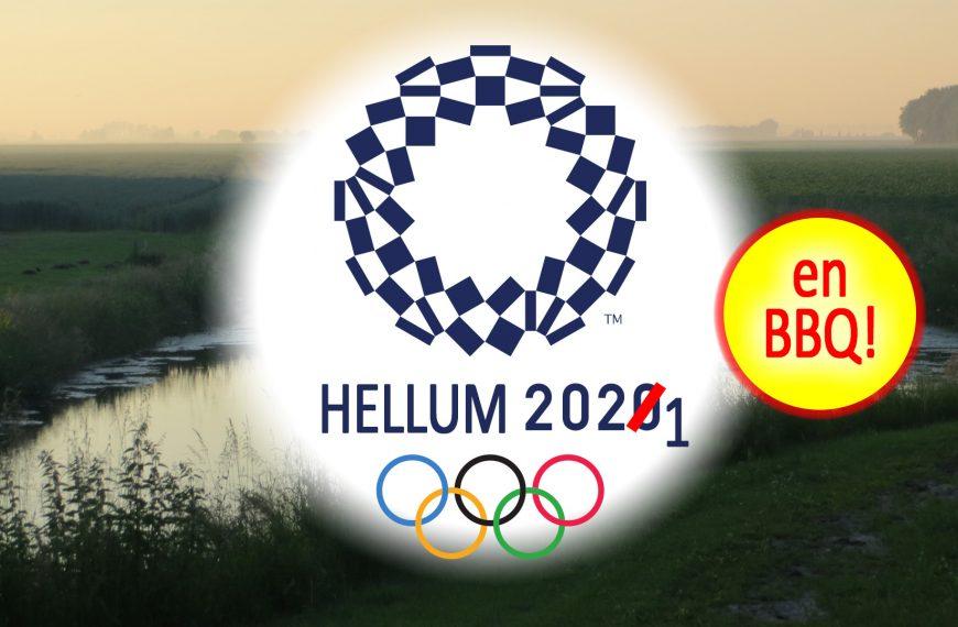 Olympische spelen Hellum 2021 (Kinderspeelweek) + BBQ
