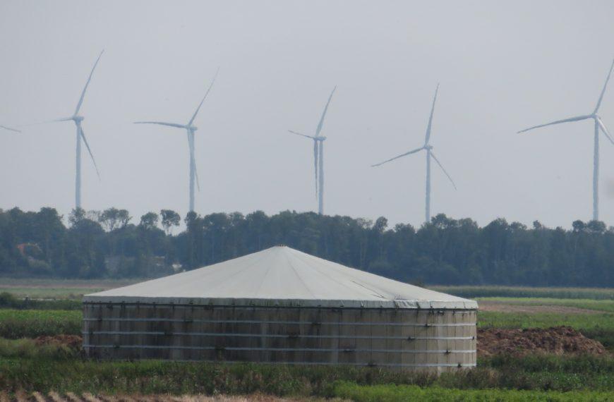 Uitkomsten enquête windmolens