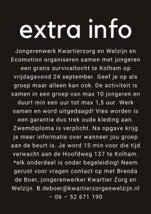 Survivaltocht Kwartier Zorg en Welzijn & Ecomotion (2/2)