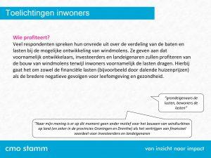 Uitkomsten windmolenenquête (pagina 15 van 20)