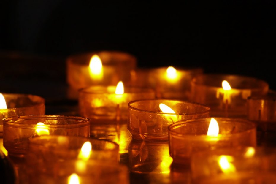 Tea Lights Candles Candlelight